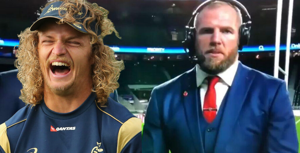 WATCH: Honey Badger and Haskell star in Sky Sports funnies montage