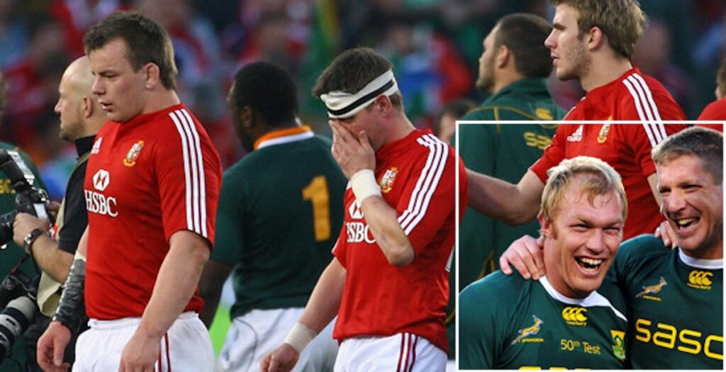 FULL MATCH: Agony for O'Gara against Springboks in 2009 Lions second Test