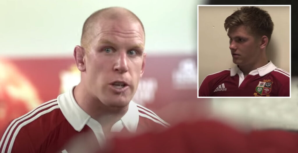 WATCH: O'Connell's iconic Lions speeches are guaranteed to inspire any rugby fan