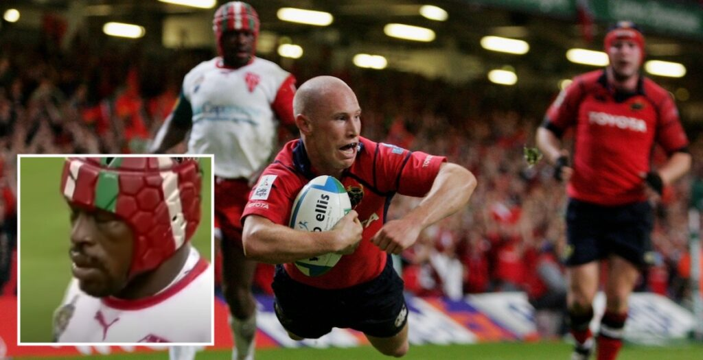 ARCHIVE: Stringer's ICONIC Heineken Cup final try vs Biarritz