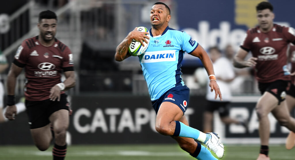 Kurtley Beale's big move to France could trigger a law change