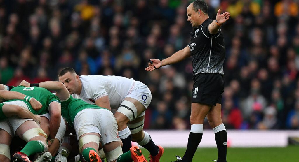 World Rugby's temporary law changes receive mixed reaction