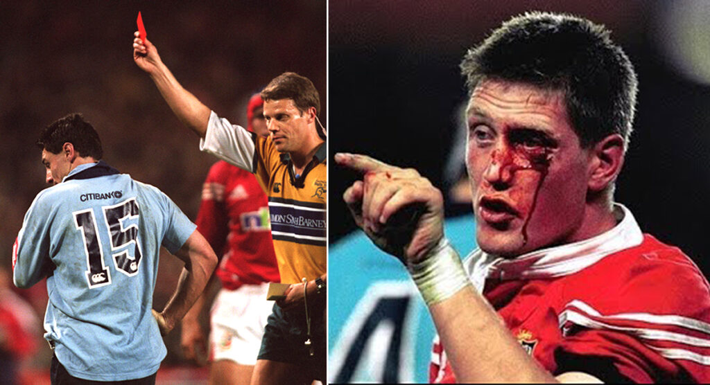 Looking back at that unbelievable attack on Ronan O'Gara, on a 'bad day for rugby'