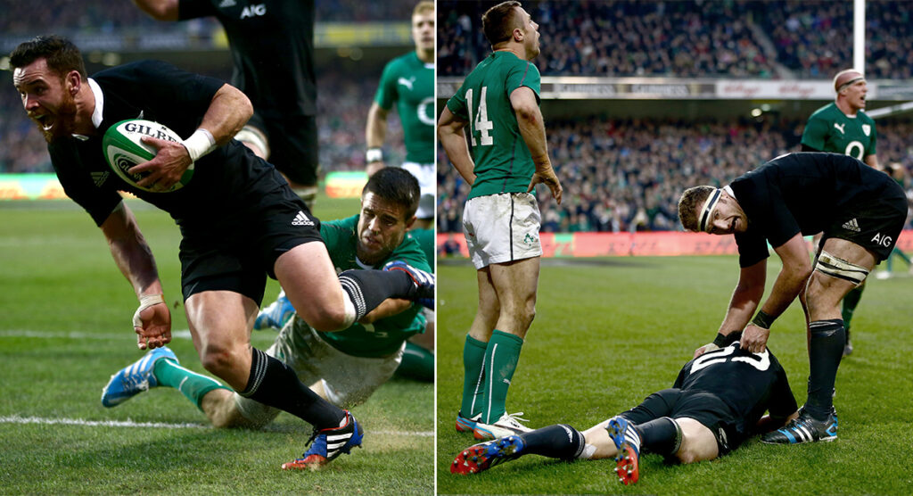 The final 10 minutes of one of the most dramatic ends to a Test match you'll ever see