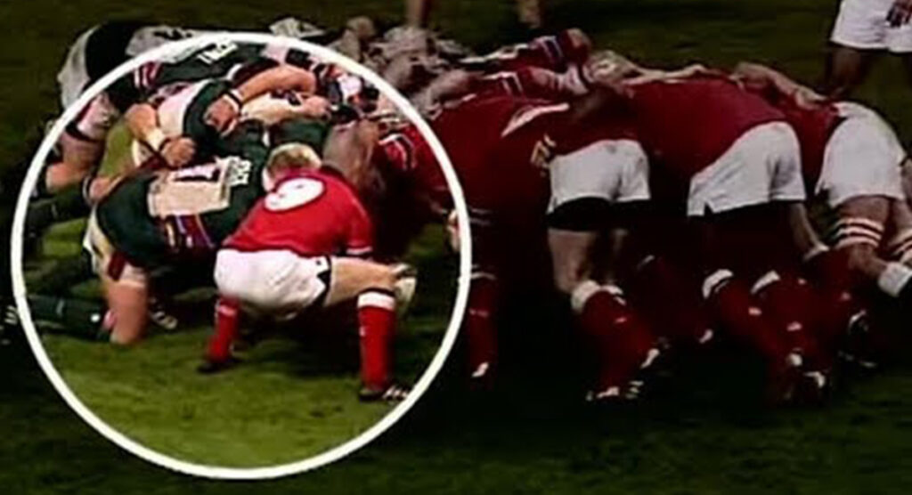 These unforgettable moments of rule-bending and other rugby brilliance will leave fans divided