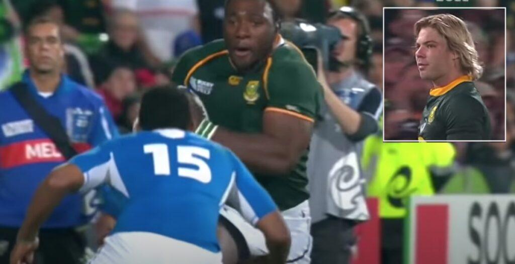 WATCH: When rugby's little men take down giants