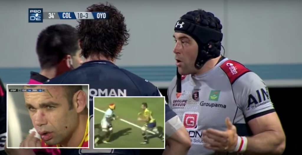 WATCH: The dirtiest and hardest moments of Jamie Cudmore's brutal career