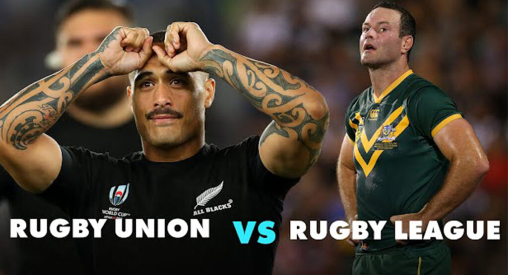 Excitement builds for potential All Blacks v Kangaroos cross-code clash