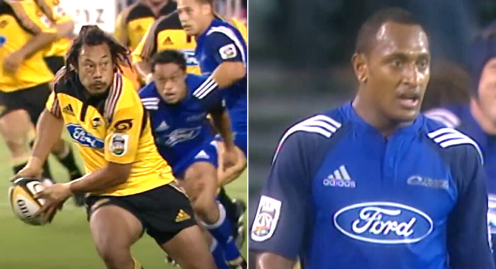 FULL MATCH: Umaga, Rokocoko, McAlister and Nonu feature in classic 2006 contest between the Blues and Hurricanes