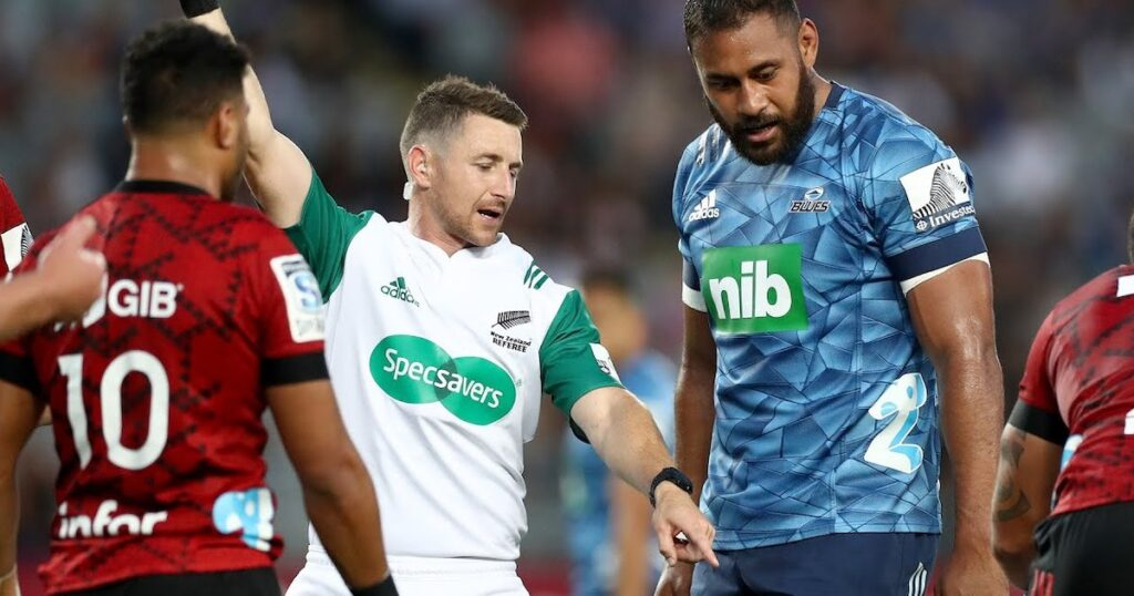 Super Rugby Aotearoa breakdown laws explained by ex-International referee