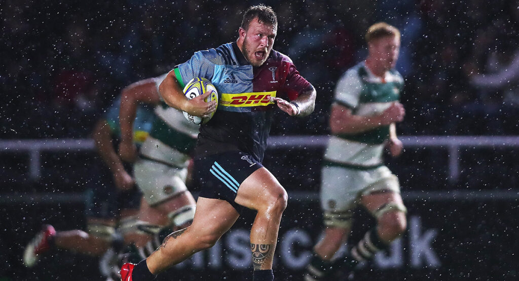 Injury forces Harlequins hooker into retiremet aged just 26