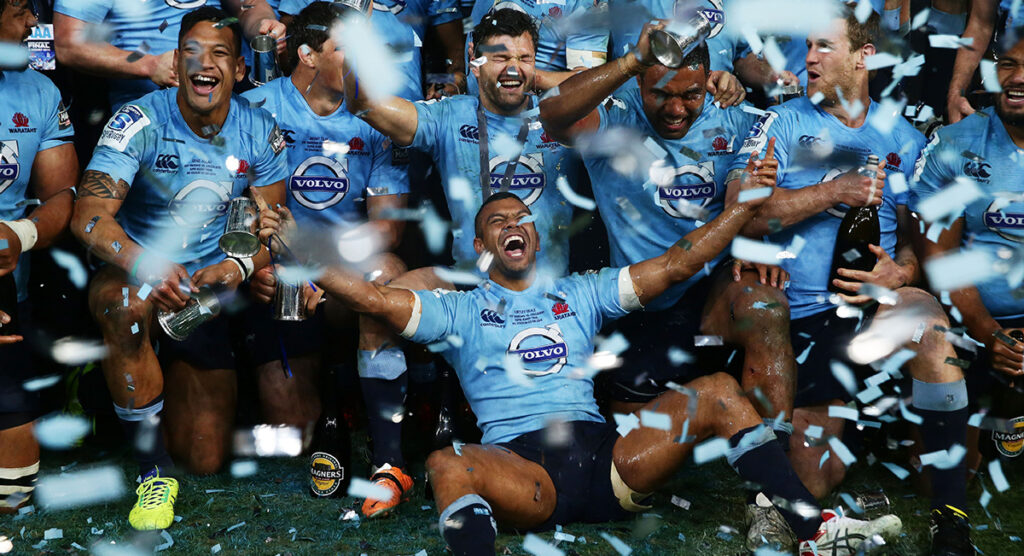 Mixed emotions for Beale as he parts the Waratahs to set sail for France