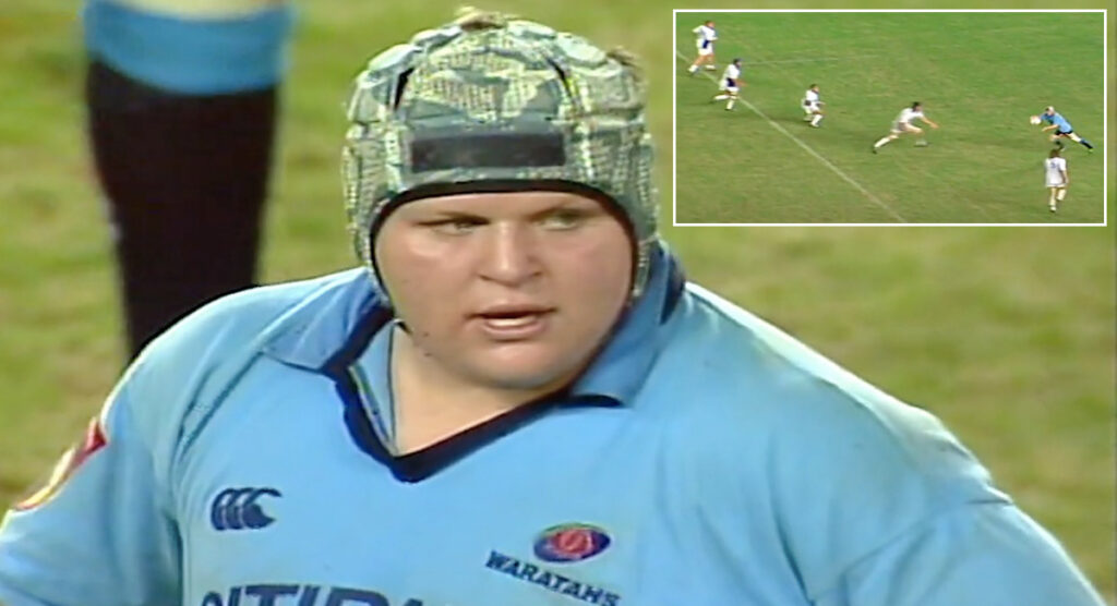 Outstanding new video shows how cult hero Matt Dunning was the prop every prop wishes they could be