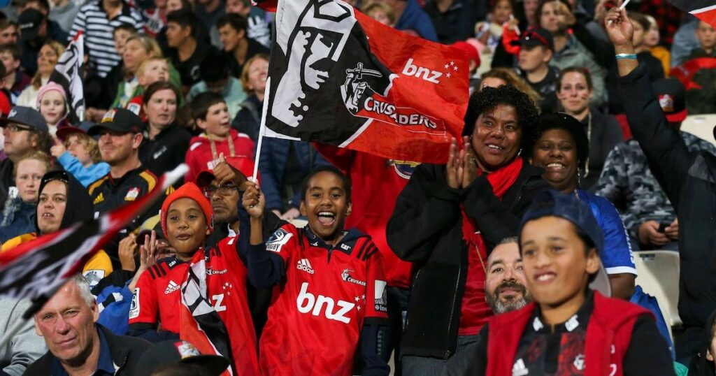 No limit on crowd sizes for Super Rugby Aotearoa as New Zealand PM declares country 'virus free'