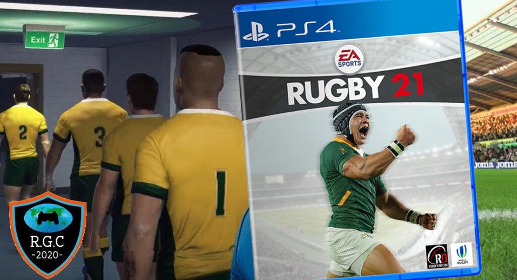 New Rugby Video Game Campaign Backed By International Players And Youtubers Rugbydump Rugby News Videos
