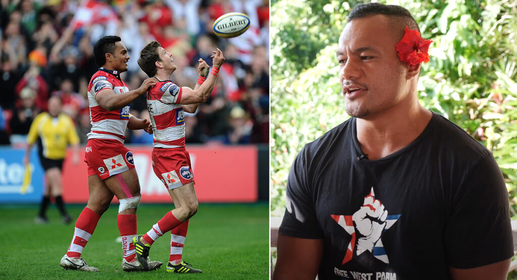 'We will always be a low value brown person' - former Gloucester back on experiences with prejudice