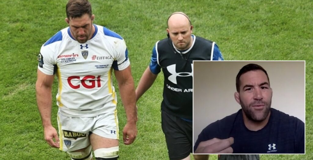 Cudmore speaks out on France's poor attitude towards concussion in rugby