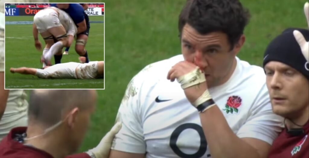 The time Phil Dowson received a double KO after HEROIC Six Nations try-saver