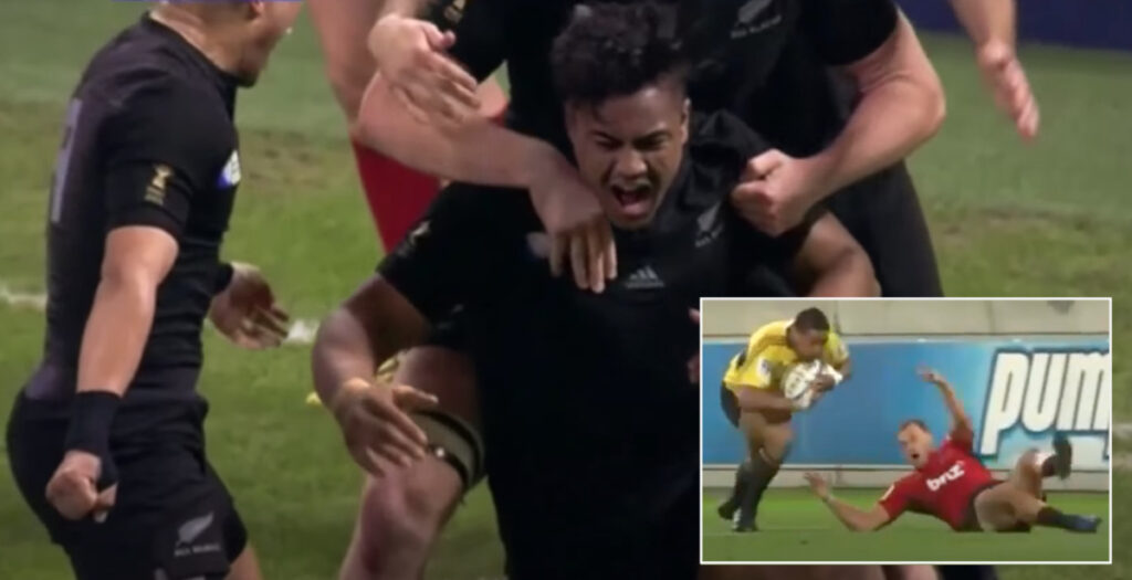 Five times Julian Savea rightly drew comparisons with the great Jonah Lomu