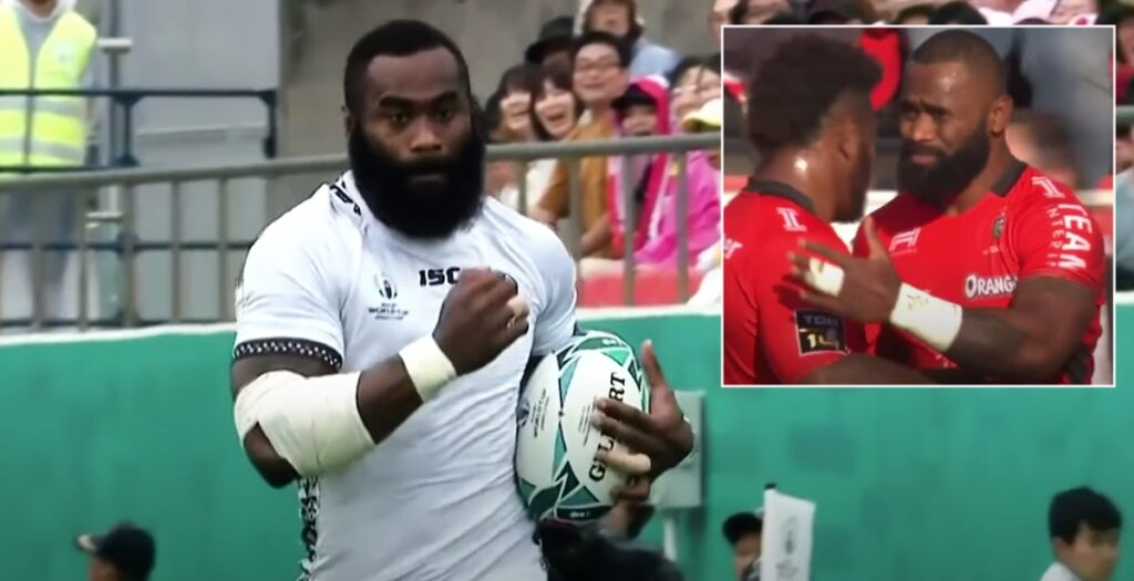 Awesome HD Radradra montage will have Premiership fans gasping for rugby's return