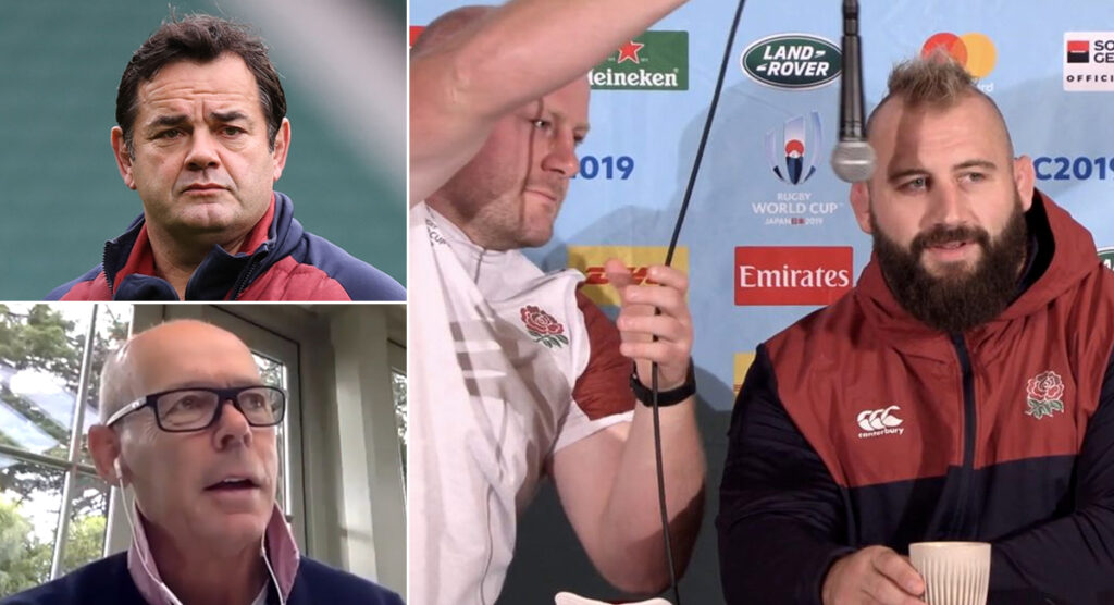 Carling responds to Woodward's claims about England's 'Laurel and Hardy' RWC final preparations