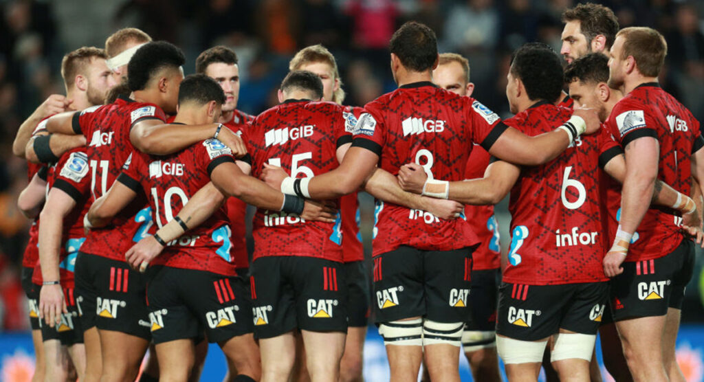 Powerful Crusaders team named to take on Blues in top of the table clash