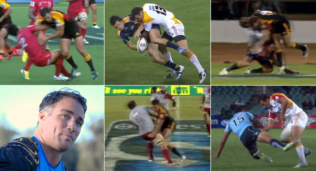 5 unforgettable times Richard Kahui absolutely demolished the opposition