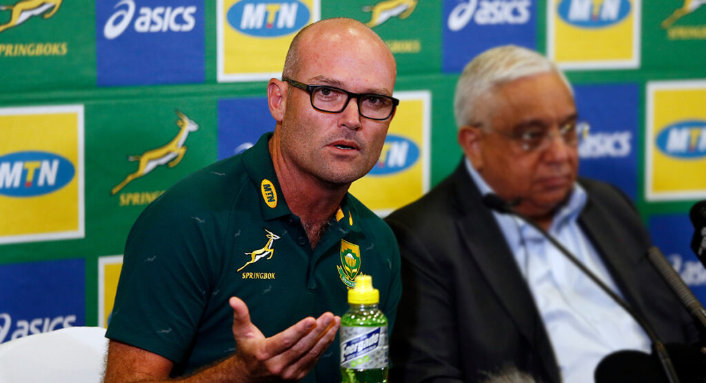 Rugby Championship in doubt as Springboks won't go if not fit enough