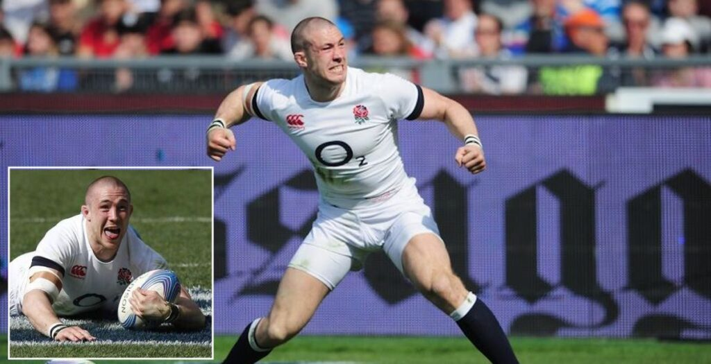 Awesome montage highlights the pure passion of England legend Mike Brown