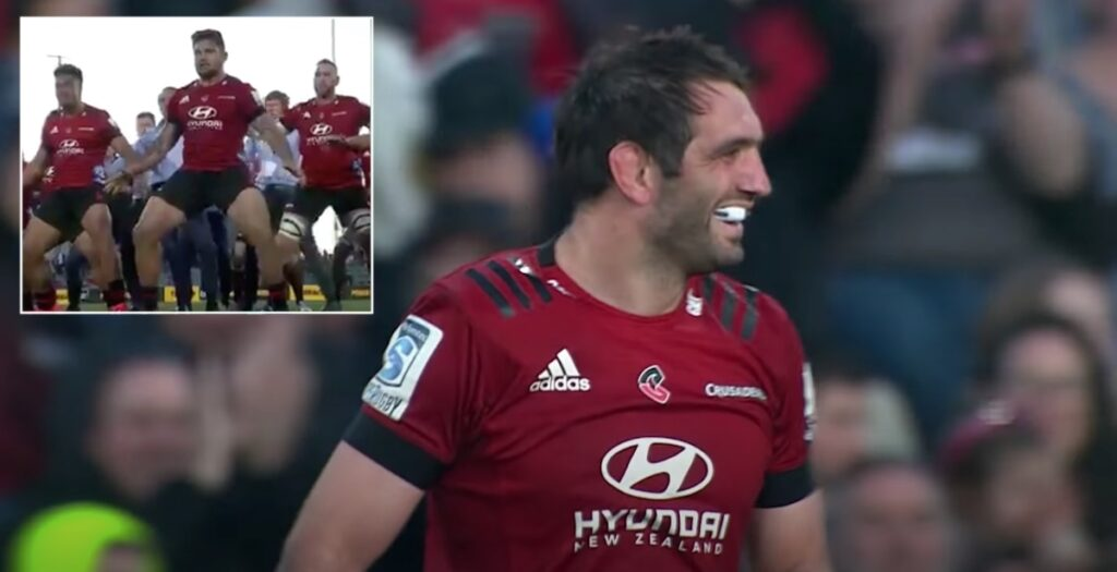WATCH: Crusaders perform Haka after winning first Super Rugby Aotearoa title