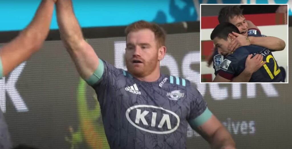 Super Rugby Aotearoa concludes with awesome try-fest in Dunedin
