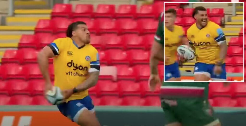 WATCH: Awesome montage showcases the art of dummies in rugby