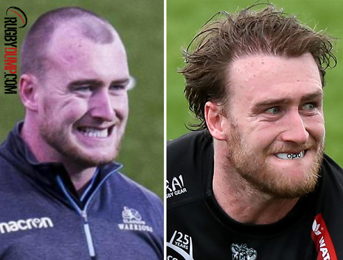stuart hogg hairline