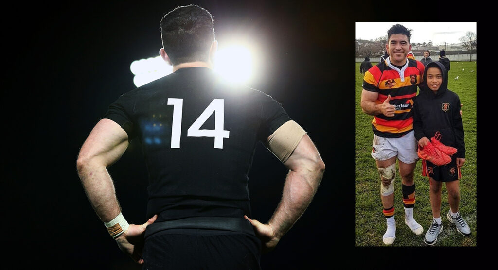 One of rugby's greatest ever steppers makes another return from injury