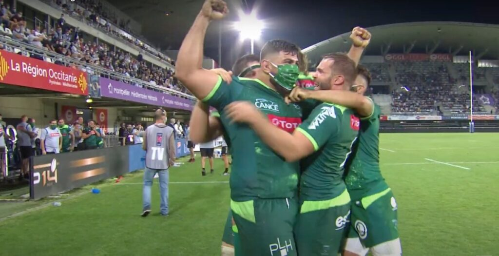 Late drama sees Pau snatch penalty try victory in Top 14 opener