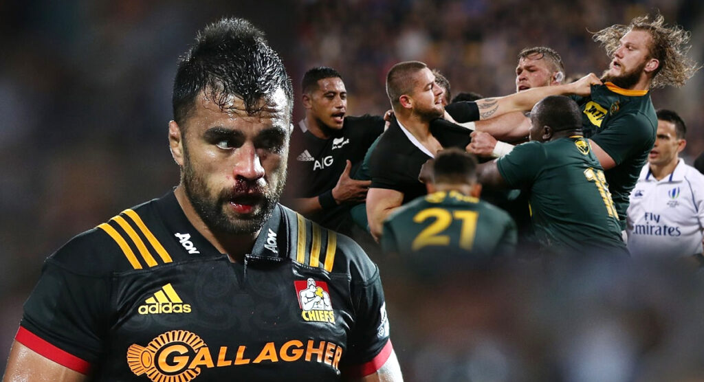 'No one could hit you harder' - Liam Messam names the toughest players he's faced