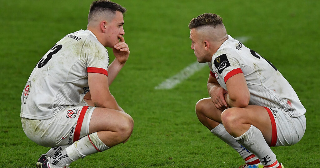 Ulster fined and deducted points due to Madigan inclusion