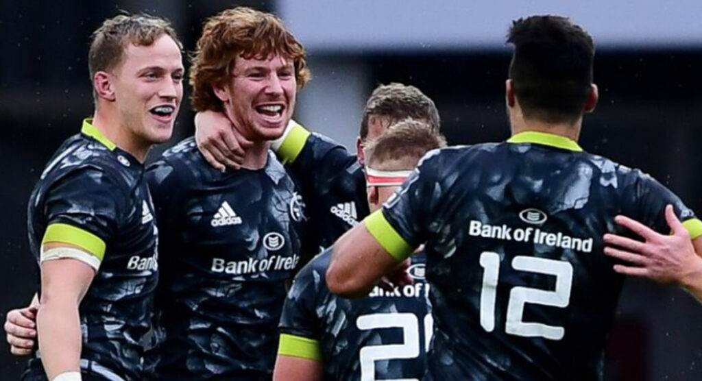 Booming conversion helps Munster complete dramatic comeback