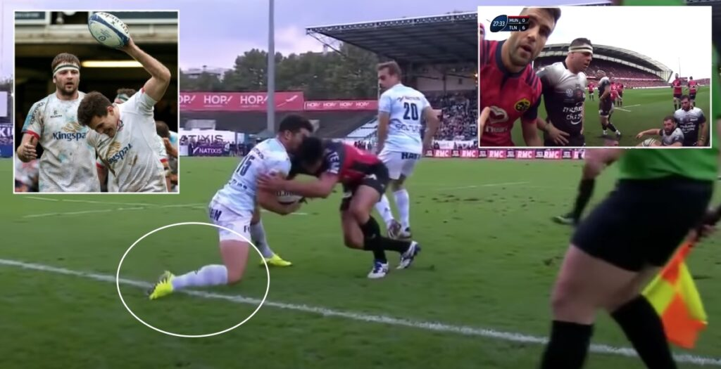 WATCH: When rugby players show true moments of GENIUS