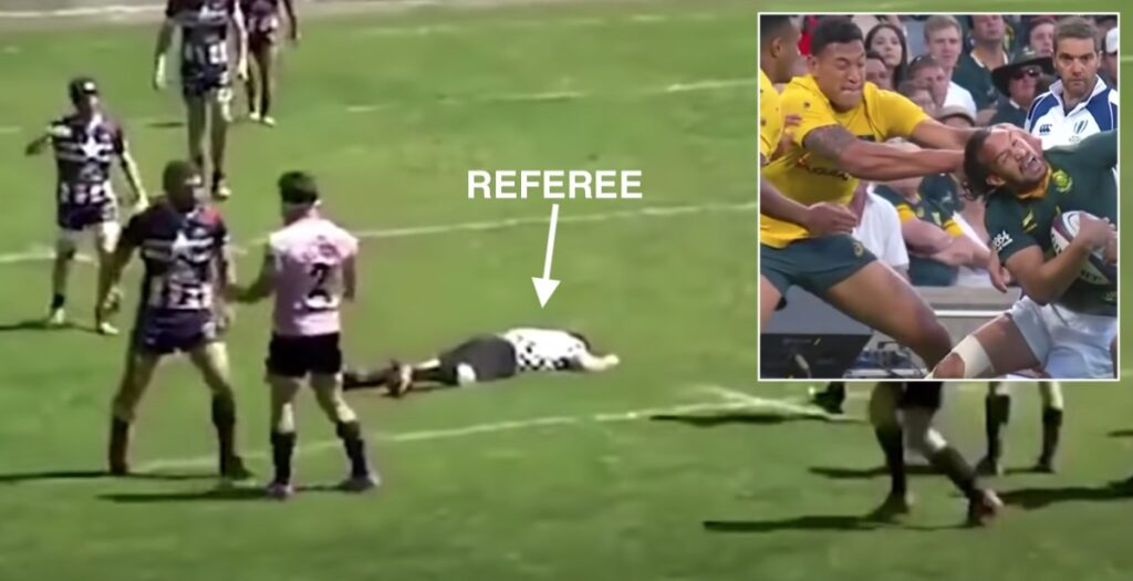 21 of the most controversial and thug-like incidents in rugby history