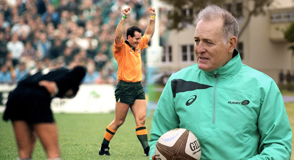 David Campese could be tempting fate, as we've seen before