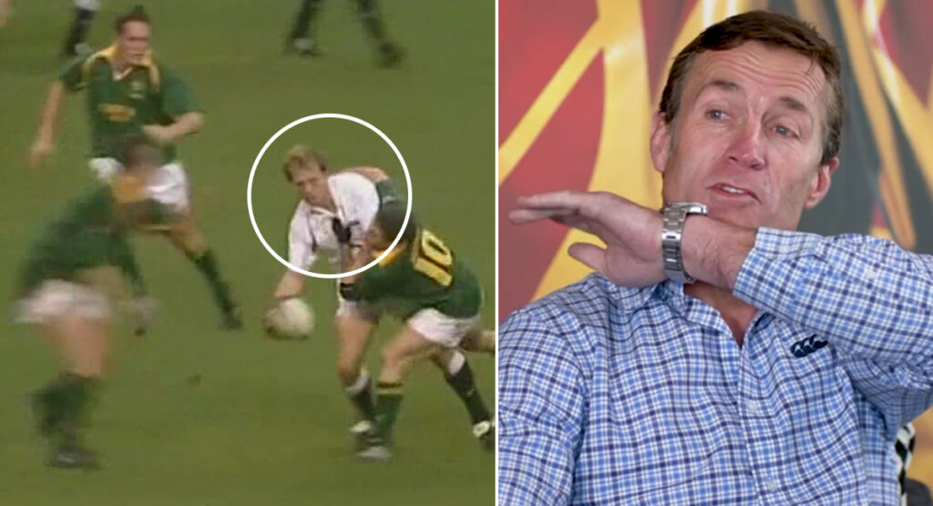 Former Bok skipper describes the moment he deliberately targeted Matt Dawson with THAT vicious swinging arm