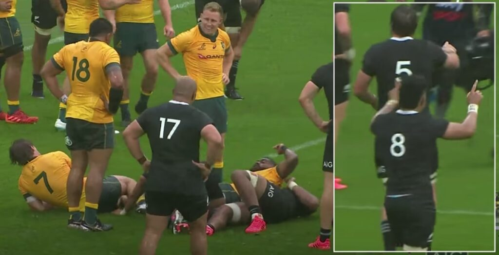 EXTENDED highlights unearth the sheer madness of Bledisloe overtime classic