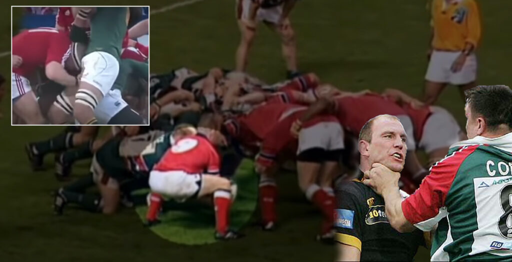 WATCH: Captivating montage shows the most cynical fouls in rugby history