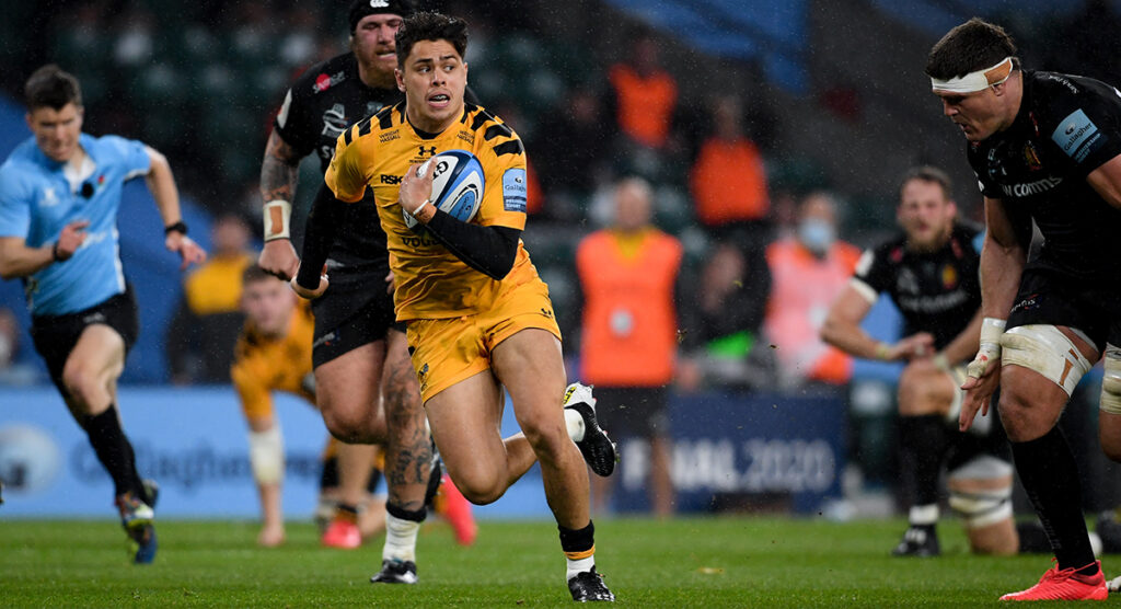 Umaga and Willis called up in 36-man England squad for autumn internationals