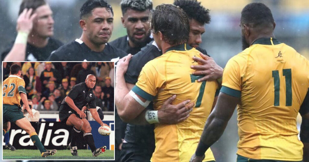 Was the 2020 Bledisloe Cup thriller up there with the 'Greatest game ever played'?