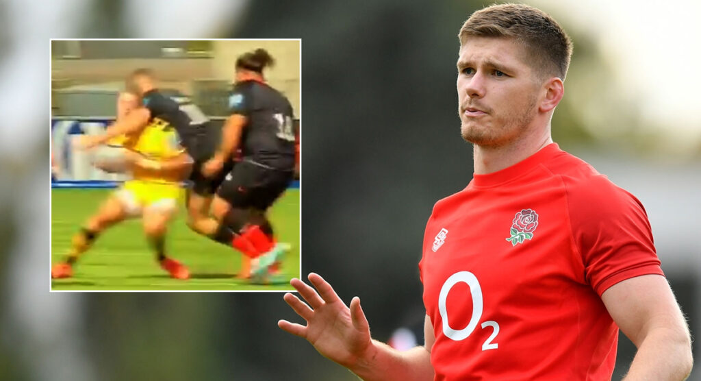 Farrell says he's worked on technique and 'wants to get better' after ban for that brutal hit
