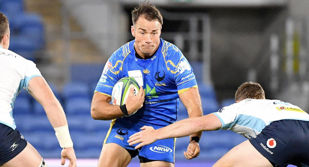 Western Force re-sign former All Blacks duo for 2021