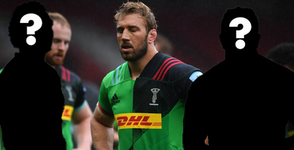 Robshaw one of 12 dropped by Babaas as future stars ruin potential England chance