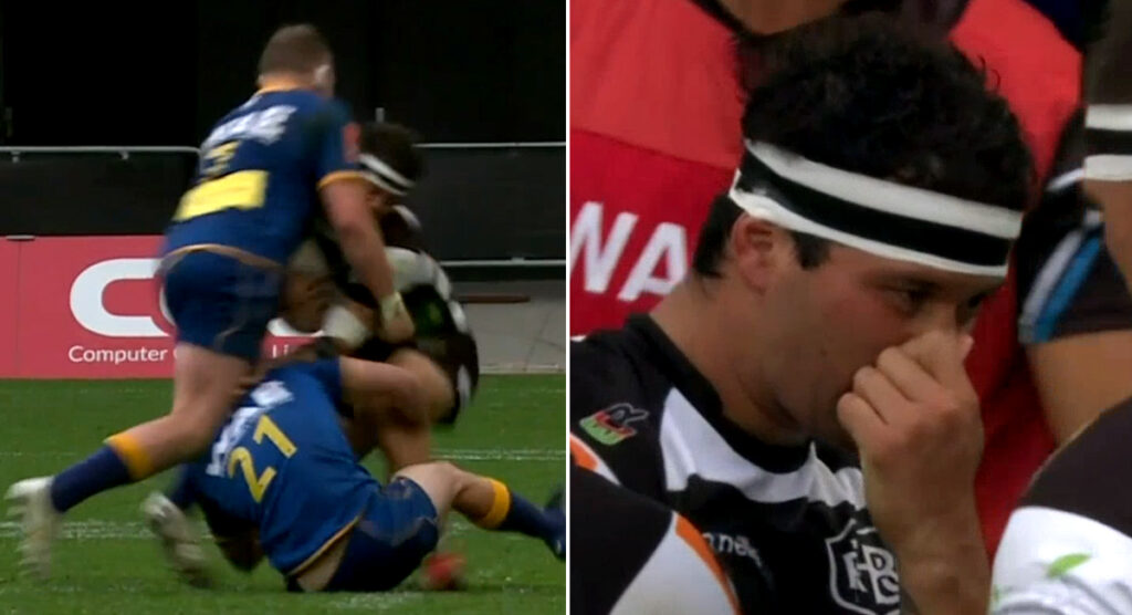 Jonah Lowe knock out from swinging arm results in suspension